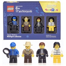 5004574 Minifigure Collection, Cops and Robbers (TRU Exclusive)
