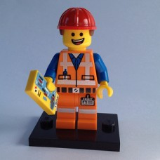 71004 THE LEGO MOVIE Hard Hat Emmet