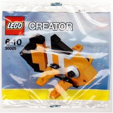 30025 CREATOR Clown Fish polybag