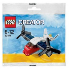 30189 CREATOR Transport Plane polybag