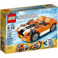 31017 CREATOR Sunset Speeder