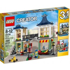 31036 CREATOR Toy And Grocery Shop