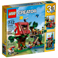 31053 CREATOR Treehouse Adventures