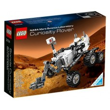 21104 CUUSOO NASA Mars Science Laboratory Curiosity Rover