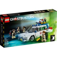 21108 CUUSOO Ghostbusters Ecto-1