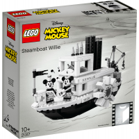 21317 CUUSSO Steamboat Willie