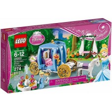 41053 DISNEY PRINCESS Cinderella's Dream Carriage