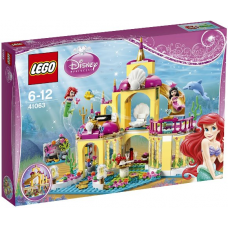 41063 DISNEY PRINCESS Ariel's Undersea Palace