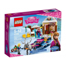 41066 DISNEY PRINCESS Anna , Kristoff's Sleigh Adventure