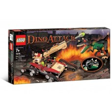 7476 DINO ATTACK Iron Predator vs. T-Rex