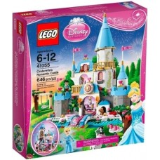 41055 DISNEY PRINCESS Cinderella's Romantic Castle
