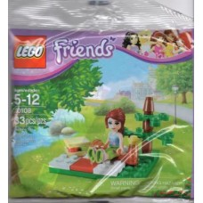 30108 FRIENDS Summer Picnic polybag