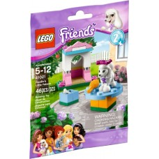41021 FRIENDS Poodle's Little Palace