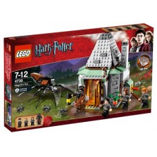 4738 HARRY POTTER Hagrid's Hut (3rd edition)