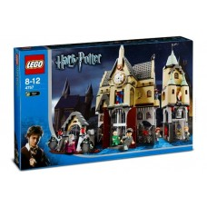 4757 HARRY POTTER Hogwarts Castle (2nd edition)