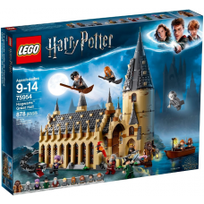 75954 HARRY POTTER Hogwarts Great Hall