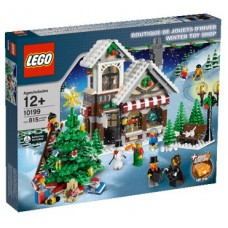 10199 HOLIDAYS Winter Toy Shop