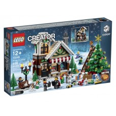 10249 HOLIDAYS Winter Toy Shop
