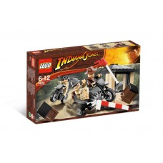 7620 INDIANA JONES Indiana Jones Motorcycle Chase