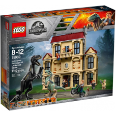 75930 JURASSIC WORLD Indoraptor Rampage at Lockwood Estate
