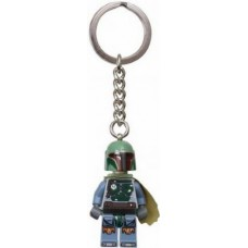 850998 Boba Fett with Cape Key Chain - Printed Legs
