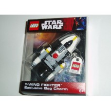 852114 Y-wing Fighter Key Chain (Exclusive Bag Charm)