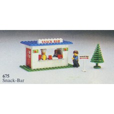 675 LEGOLAND Snack Bar
