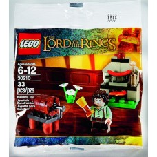 30210 LOTR Frodo with Cooking Corner polybag