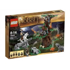 79002 LOTR Attack of the Wargs