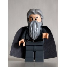 lor073 Gandalf the Grey - Hair and Cape