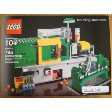 4000001 LEGO Inside Tour (LIT) Exclusive 2011 Edition - Moulding Machines