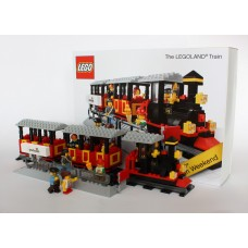 4000014 LEGO Inside Tour (LIT) Exclusive 2014 Edition - The LEGOLAND Train