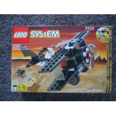 5928 ADVENTURERS Bi-Wing Baron
