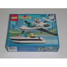 6344 LEGO SYSTEM Jet Speed Justice