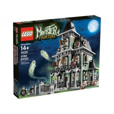 10228 MONSTER FIGHTER Haunted House