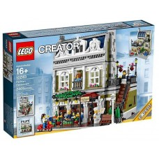 10243 MODULAR HOUSE Parisian Restaurant