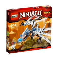 2260 NINJAGO Ice Dragon Attack