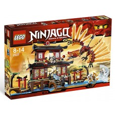 2507 NINJAGO Fire Temple