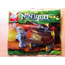 30086 NINJAGO Hidden Sword polybag