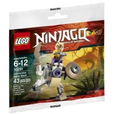 30291 NINJAGO Anacondrai Battle Mech polybag
