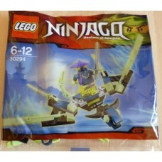 30294 NINJAGO The Cowler Dragon polybag