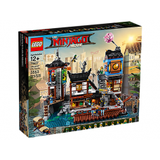 70657 NINJAGO Ninjago City Docks