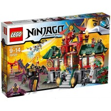 70728 NINJAGO Battle for Ninjago City
