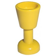 Part 2343 Yellow Minifig, Utensil Goblet