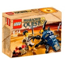 7305 PHARAOH'S QUEST Scarab Attack