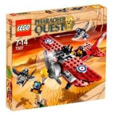 7307 PHARAOH'S QUEST Flying Mummy Attack