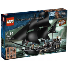 4184 PIRATES OF THE CARIBBEAN The Black Pearl