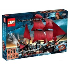 4195 PIRATES OF THE CARIBBEAN Queen Anne's Revenge