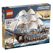 10210 PIRATES Imperial Flagship