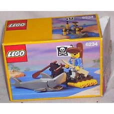 6234 PIRATES Renegades Raft